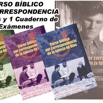 Curso bíblico por correspondencia