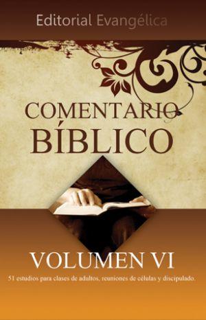 Comentario Bíblico 6