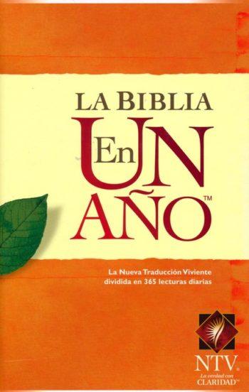 La Biblia en un año NTV (rústica)
