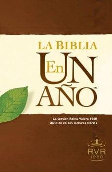 La Biblia en un año RVR6 (rústica)