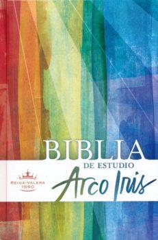 Biblia de estudio Arco Iris RV60 TD