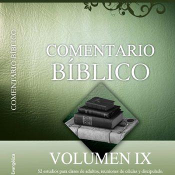 Comentario Bíblico 9
