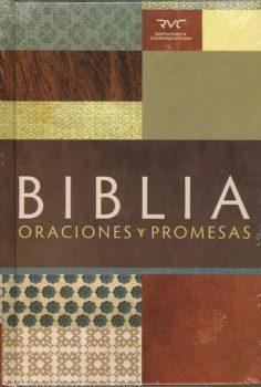Biblia Oracion y Promesas TD