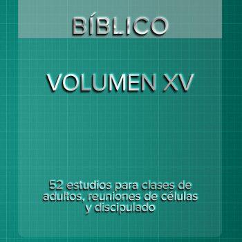 Comentario Biblico 2017-2018 XV – Letra Grande