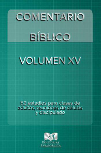 Comentario Biblico 2017-2018 XV