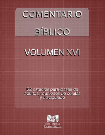 Comentario Biblico 2018-2019 XVI – Letra Grande