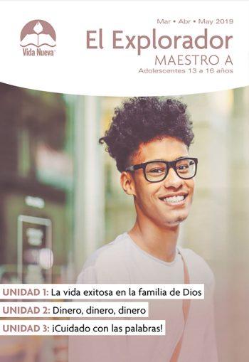 EL EXPLORADOR MAESTRO marzo a agosto 2019
