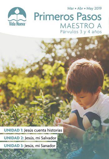 PRIMEROS PASOS MAESTRO Y VISUALES marzo a agosto 2019
