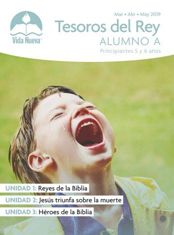 TESOROS DEL REY ALUMNO marzo a agosto 2019