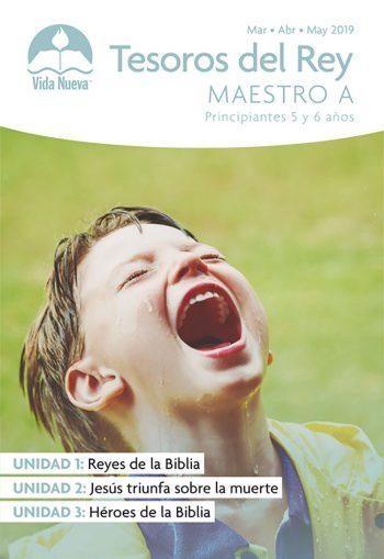 TESOROS DEL REY MAESTRO Y VISUAL marzo a agosto 2019