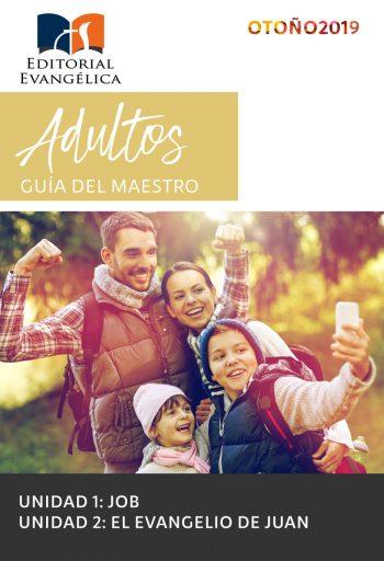 Adultos – Guía del maestro otoño 2019