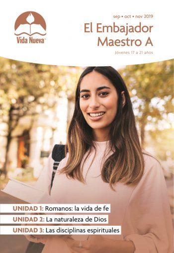 EL EMBAJADOR MAESTRO septiembre 2019 a febrero 2020