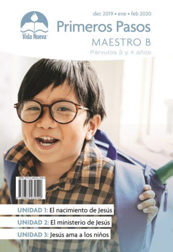 PRIMEROS PASOS MAESTRO Y VISUALES septiembre 2019 a febrero 2020
