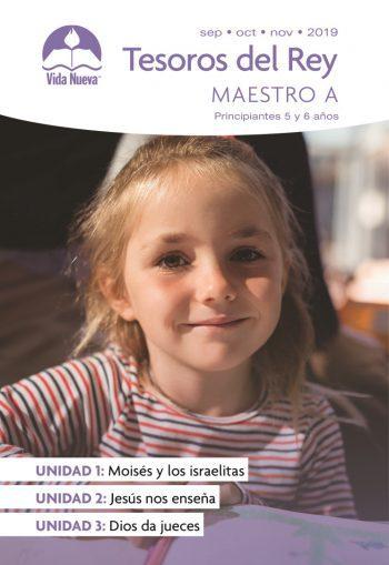 TESOROS DEL REY MAESTRO Y VISUAL septiembre 2019 a febrero 2020