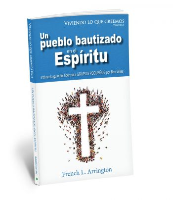 Un pueblo bautizado en el Espíritu