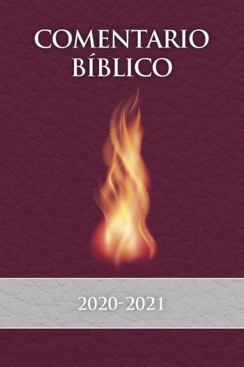 Comentario Biblico 2020-2021 Tamaño Grande