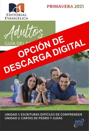 Adultos Guia del estudiante Primavera 2021 Digital