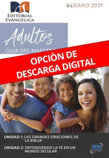 Adultos Guia del maestro Verano 2021 Digital