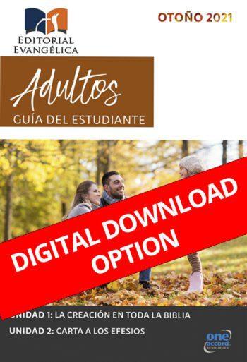 Adultos Guia del estudiante Otoño 2021 Digital