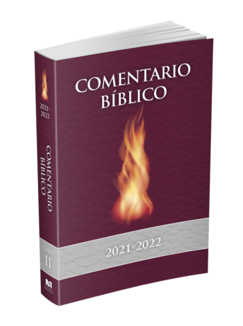 Comentario Biblico 2021-2022 Tamaño Regular