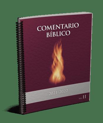 Comentario Biblico 2021-2022 Tamaño Grande